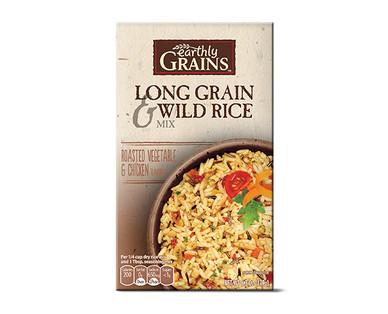 Earthly Grains Roasted Vegetable & Chicken Long Grain & Wild Rice
