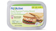 Fit and Active Oven Roasted Turkey Breast. View Details.