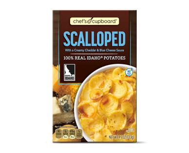 Chef's Cupboard Scalloped Potatoes