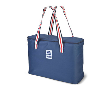 ALDI Navy Blue Insulated Thermal Bag