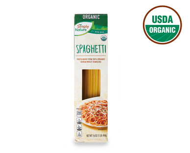 Simply Nature Organic Spaghetti