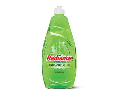 Radiance Ultra Liquid Dish Detergent Green Apple