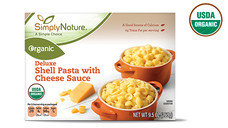 Simply Nature Organic Deluxe Shells and Cheese. View Details.