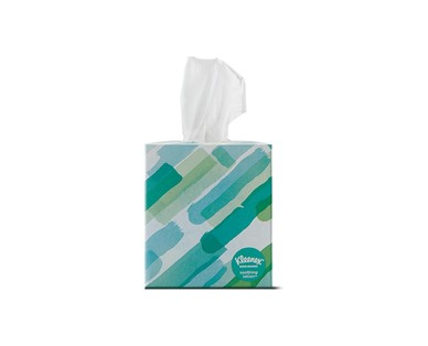 Kleenex Facial Tissue with Lotion View 1