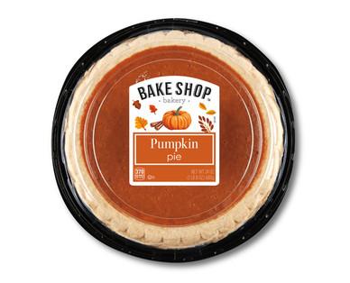 Bake Shop Pumpkin Pie