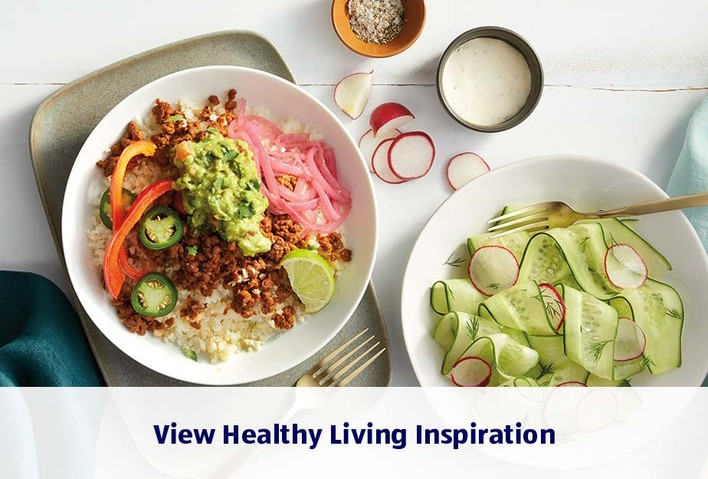 View Healthy Living Inspiration