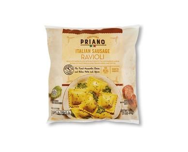 Priano Italian Sausage or Chicken Parmesan Ravioli View 1
