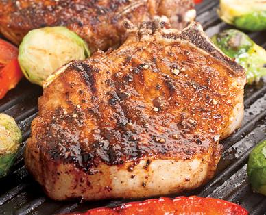 Bone-In Center Cut Pork Chop