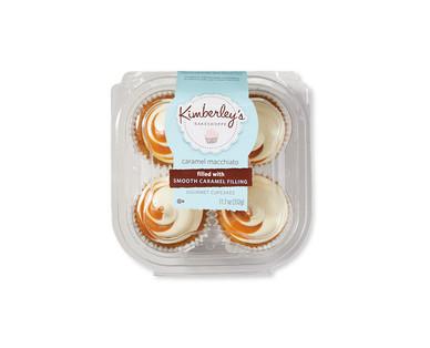 Kimberley's Caramel Macchiato or Maple Pecan Filled Cupcakes View 1
