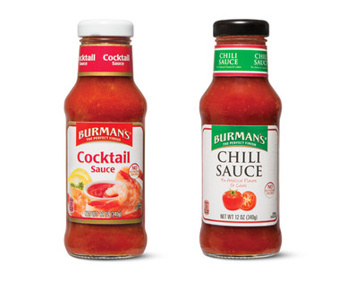 Burman's Cocktail or Chili Sauce