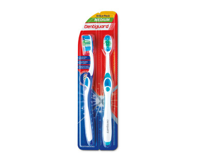 Dentiguard Blue Toothbrushes