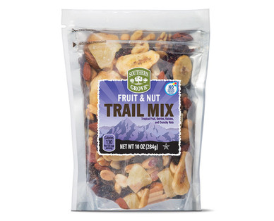 Southern Grove Trail Mix Fruit & Nut