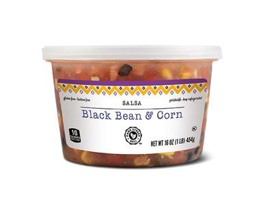 Park Street Deli Black Bean and Corn, Chipotle Cilantro or Chunky Mango Salsa View 1