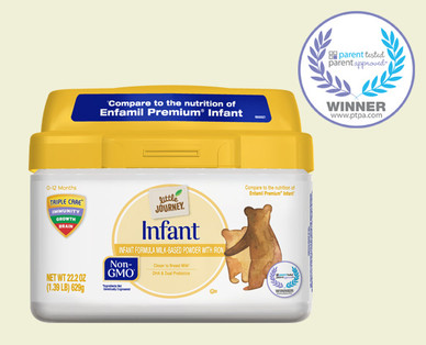 Little Journey Infant Baby Formula