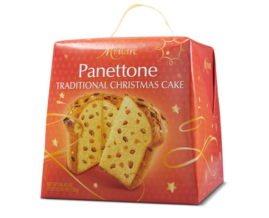 Monarc Traditional Panettone