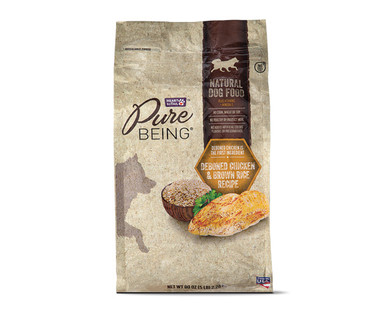 Pure Being Chicken and Rice Premium Dog Food