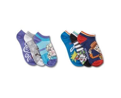 Children's Licensed 8 Pack Socks View 5