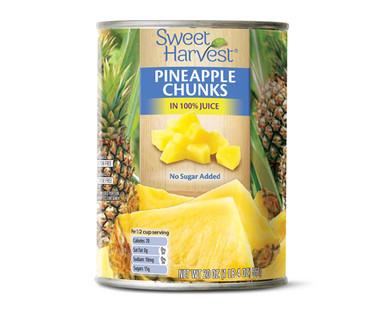 Sweet Harvest Pineapple Chunks