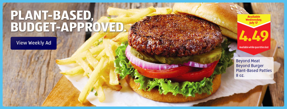Beyond Meat Beyond Burger Plant-Based Patties 8 oz. $4.49. View Weekly Ad.