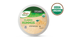 Simply Nature Organic Hummus, Classic