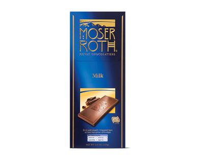 Moser Roth Milk Chocolate Bar