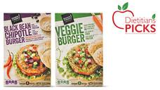 Season's Choice Black Bean Chipotle or Veggie Burger