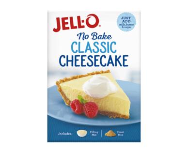 Jello-O No Bake Classic Dessert Mix