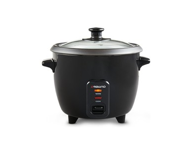 Ambiano 6-Cup Rice Cooker & Steamer View 1