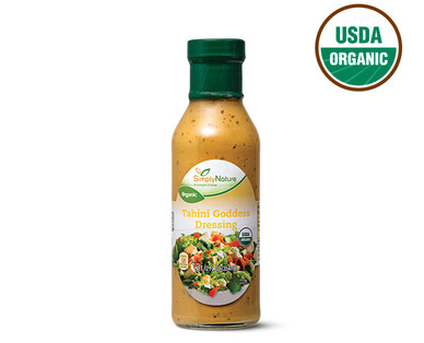 SimplyNature Organic Tahini Goddess Dressing