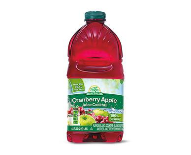 Nature's Nectar CranApple Juice