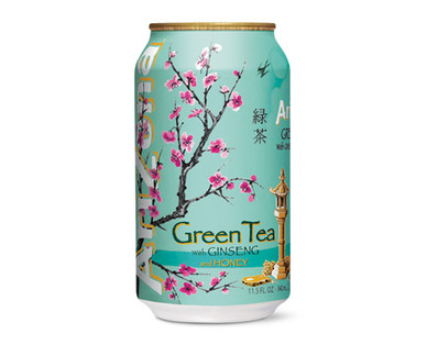 Arizona Green Tea Can