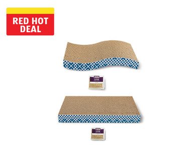Heart to Tail Cat Scratcher with Catnip  View 5