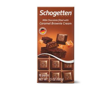 Schogetten Caramel Brownie Chocolate