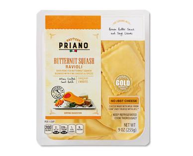 Priano Butternut Squash Ravioli