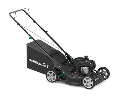 Gardenline 21 Quot 3 In 1 Gas Lawn Mower Aldi Us