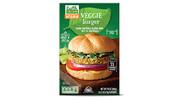 Earth Grown Veggie Burger