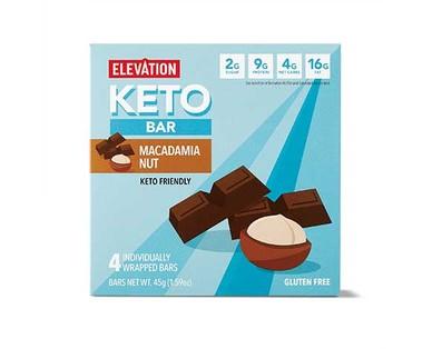 Elevation Macadamia Nut Keto Bar