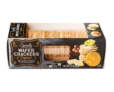 Specially Selected Wafer Crackers View 1