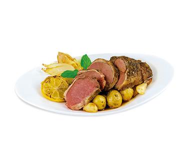 Fresh Boneless Lamb Loin Roast View 1