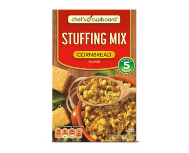 Chef's Cupboard Stuffing Mix Cornbread Flavor