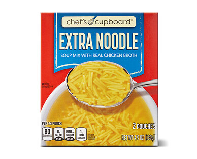 Chef's Cupboard Extra Noodle Soup