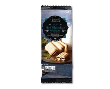 Specially Selected Torino Mint Chocolate Cookies