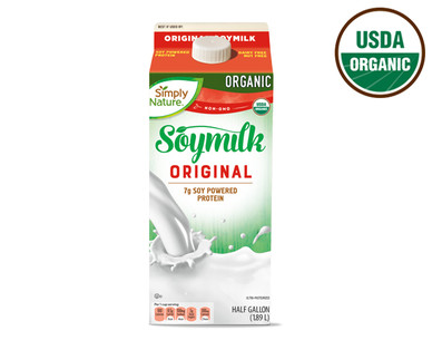 Simply Nature Organic Original Soymilk
