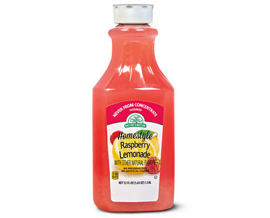 Nature's Nectar Raspberry Lemonade