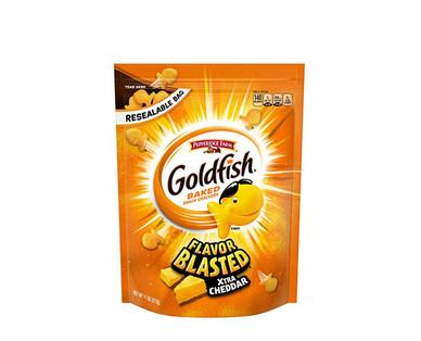 Pepperidge Farm Goldfish Flavor Blasted