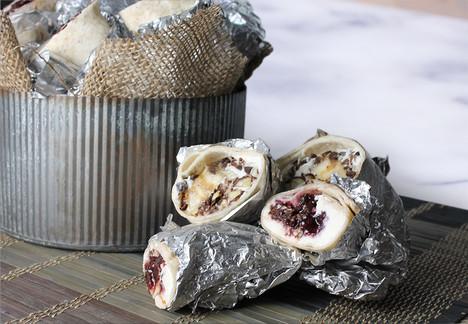 Gluten Free Morning Breakfast Wrap