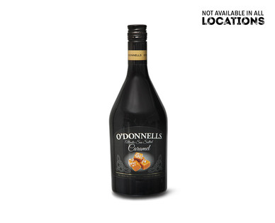 O'Donnells Atlantic Sea Salted Caramel View 1