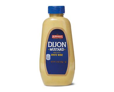 Burman's Dijon Mustard