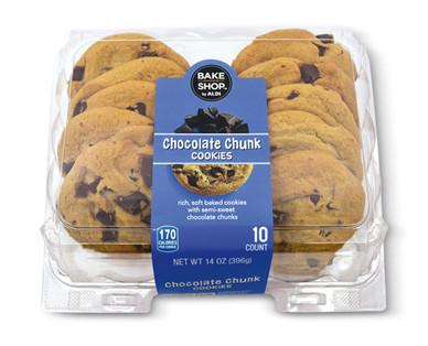 Bake Shop Gourmet Chocolate Chunk Cookies