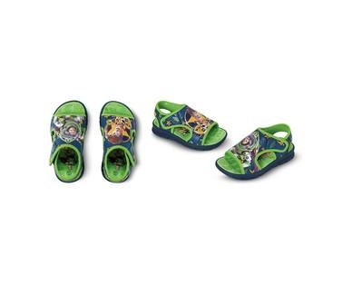 Children's Character Beach Sandals View 4